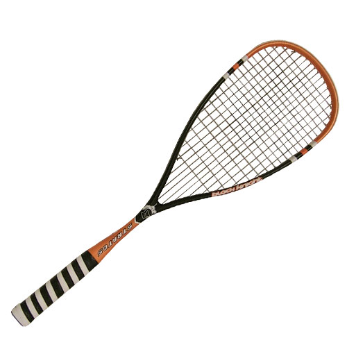 Raqueta squash Black Knight BK 4720 Stratos