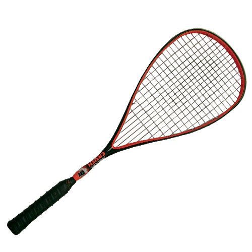 Raqueta squash Black Knight BK Magnum Crush