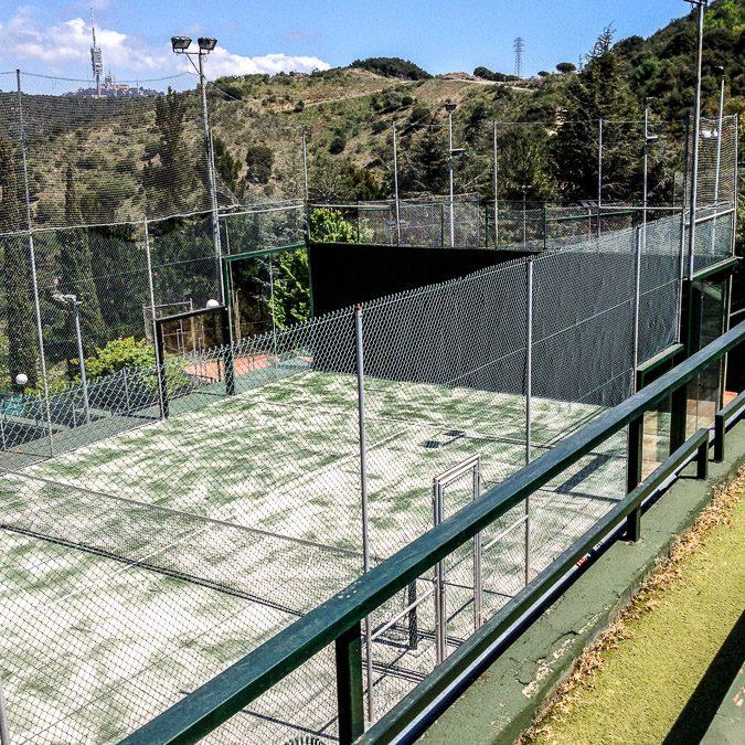 Renovación césped Club Ciudad Diagonal