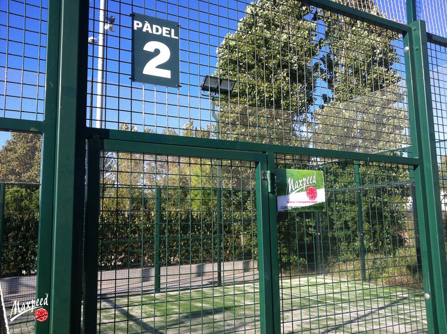 Renovación Césped Parc del Garraf