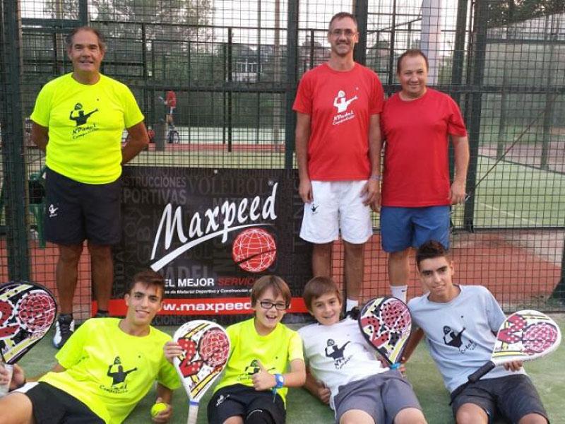 Maxpeed firma acuerdo con Npadel Competició