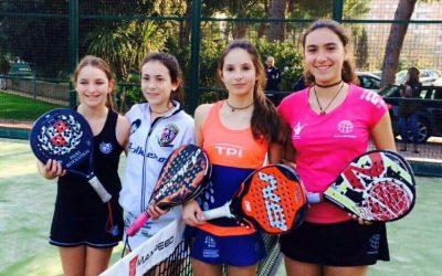 Carlota Estrada se proclama campeona del Máster de Menores