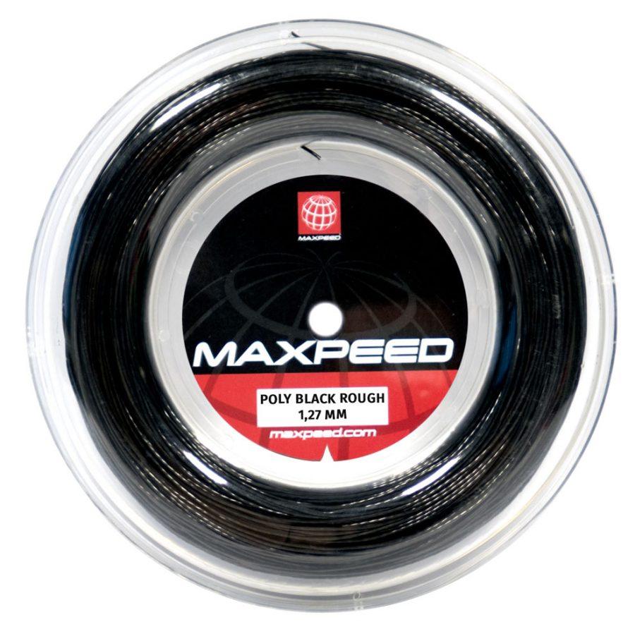 Maxpeed-Poly-Black-Rough-127