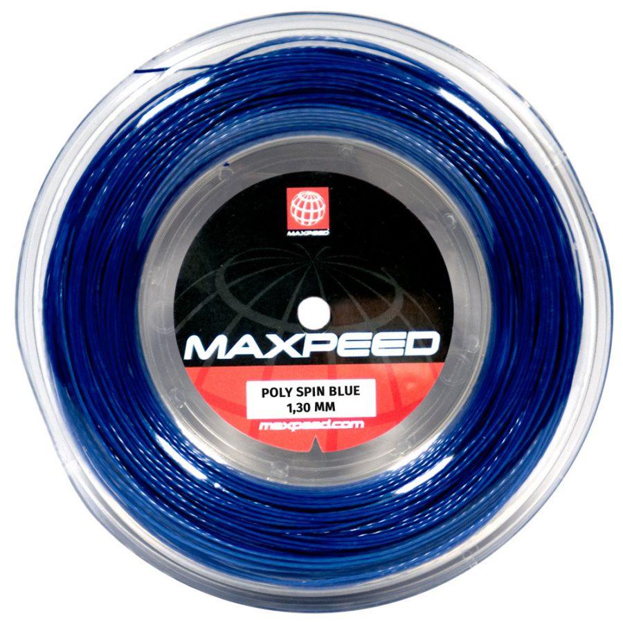 Maxpeed-Poly-Spin-Blue-130