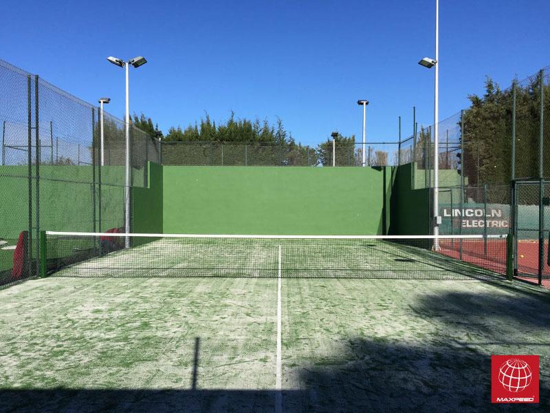 El Tennis Sant Jordi se apunta al césped Poliflex 12/28
