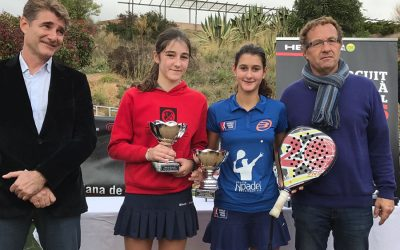 Nadia Fernandes, vencedora del Máster Catalán de Menores