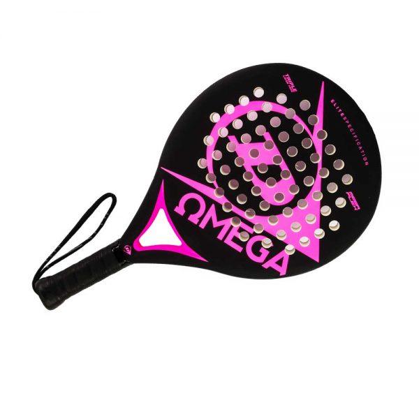 pala-padel-dunlop-omega-pink
