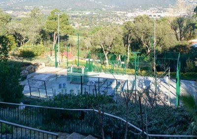 instalacion-pista-padel-maxpeed-mx-150-en-vivienda-particular-santa-cristina-daro-2