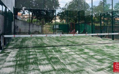 Club Tennis Castellar amplia sus pistas de pádel