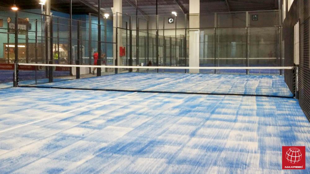 Padel Indoor Badalona estrena nueva pista de pádel