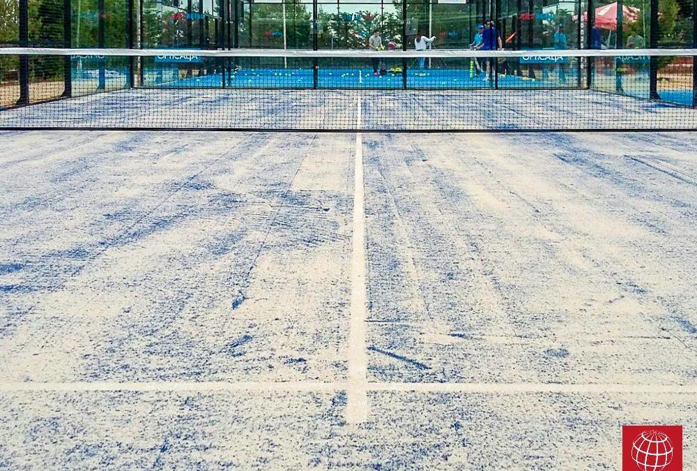 El Club Tennis Can Bonastre estrena césped