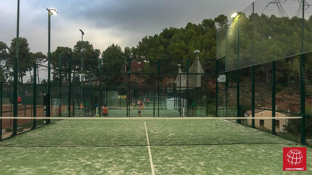 Maxpeed renueva la iluminación en la Societat Esportiva L'Espiral