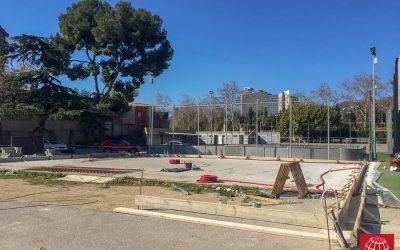 CE Laietà amplía instalaciones de la mano de Maxpeed