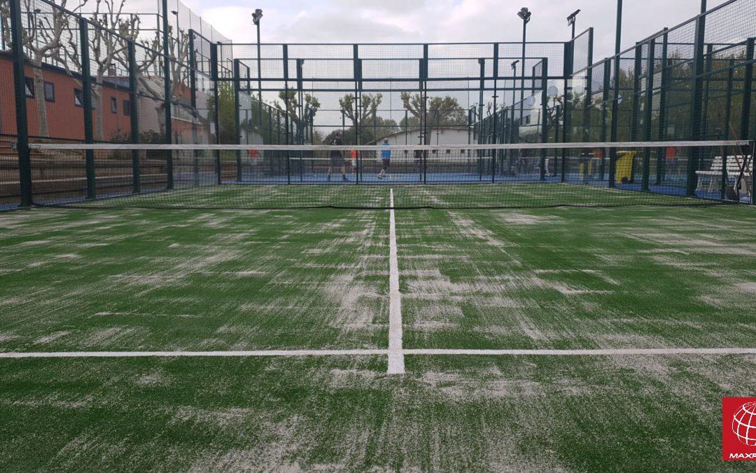 El Complex Esportiu de Valldoreix estrena césped
