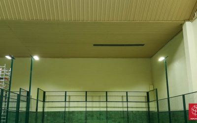 Vall Parc mantiene su apuesta por la tecnología LED