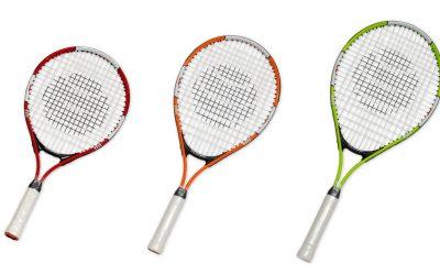 Maxpeed presenta sus nuevas raquetas diseñadas para jóvenes tenistas