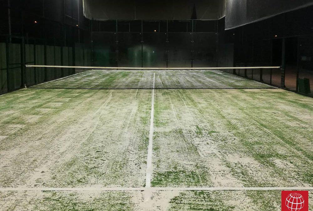 El Club Tennis Sabadell confía de nuevo en nuestro césped exclusivo Poliflex Pro