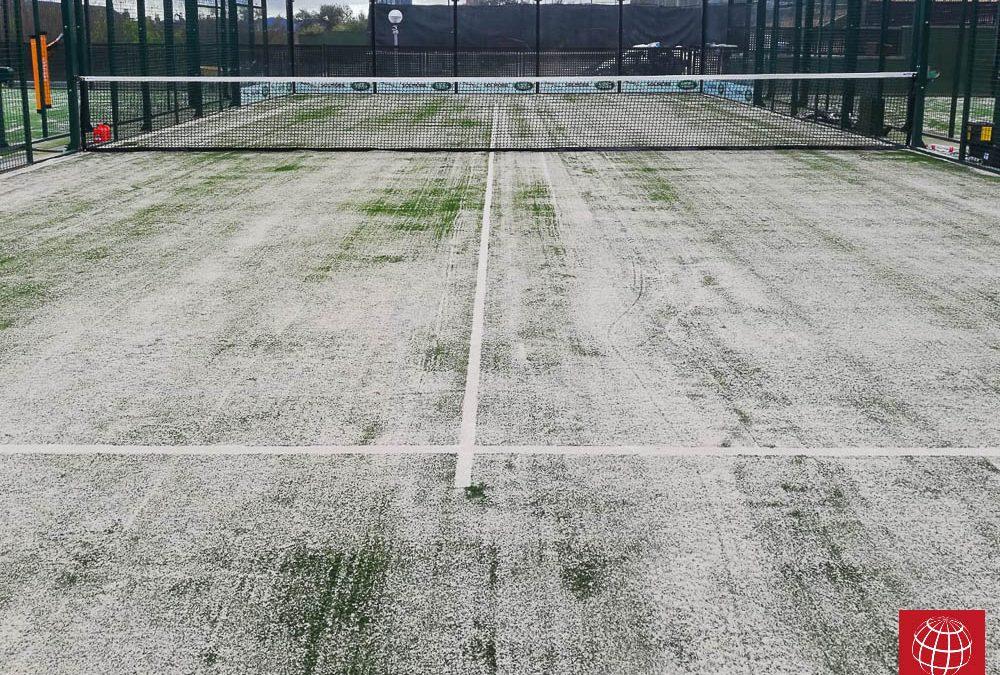 El Club Tennis Sabadell confía de nuevo en el césped exclusivo Poliflex Pro para su pista de pádel nº 5