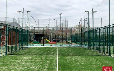 Nuevas redes de protección en Club Tennis Sabadell