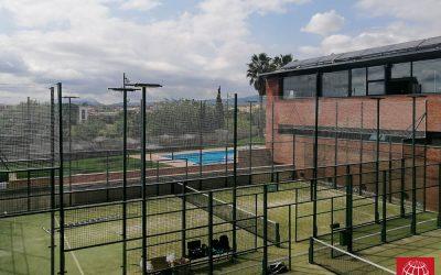 El Club Tennis Sabadell continúa con la reforma de sus pistas de pádel