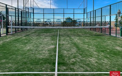 Club Tennis Mataró confía en Maxpeed para la renovación del césped de una de sus pistas de pádel